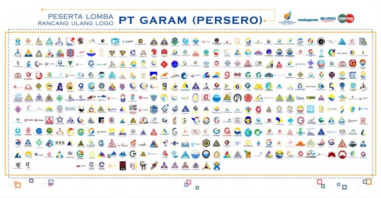 Peserta Lomba Rancang Ulang Logo PT Garam, Diluar Dugaan Panitia